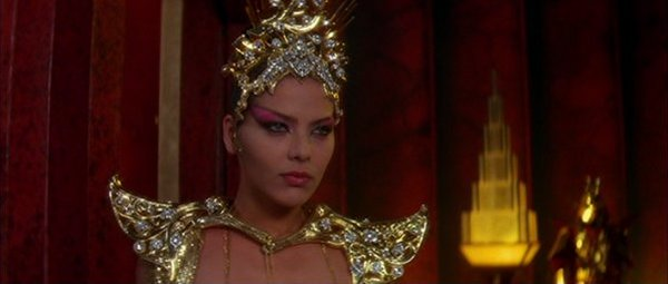 Princess Aura From Flash Gordon Thiel-a-Vision » ...