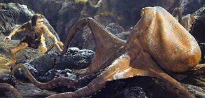 Giant Devilfish Octopus Monster Island