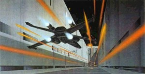McQuarrie Death Star Trench