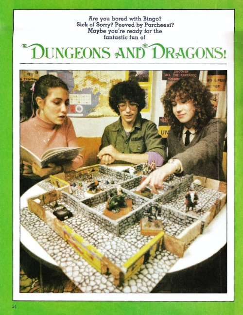 By the way, I used to have those dungeon tiles. I bought them at Gen Con.