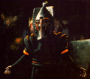 I have nothing funny to say here. Sutekh is just awesome.